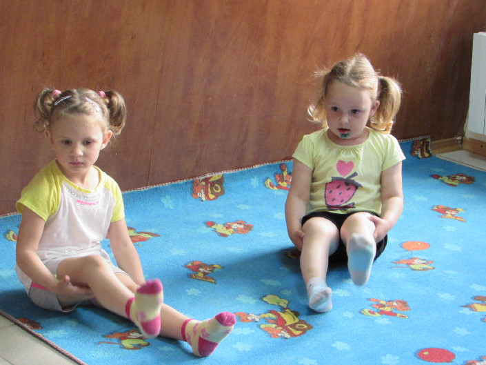 фізкультура для дітей фото