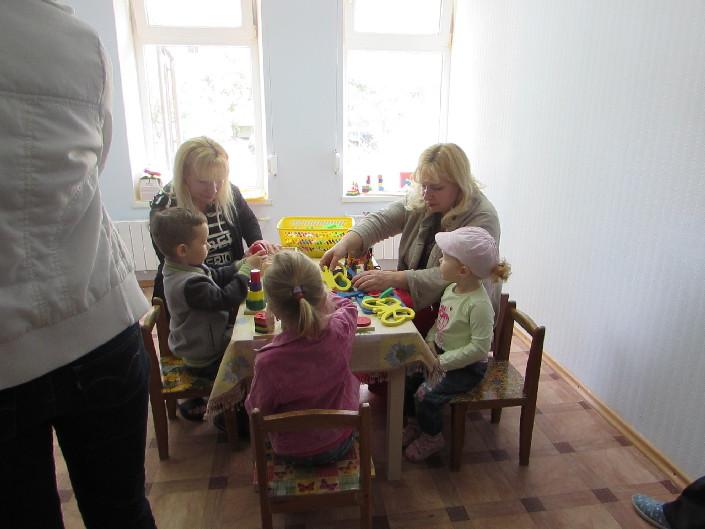 Дитячий центр фото