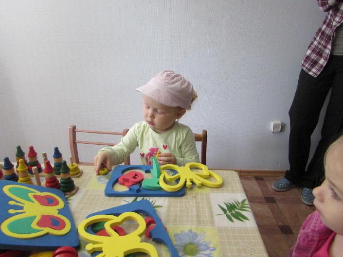 Ранній розвиток дитини фото