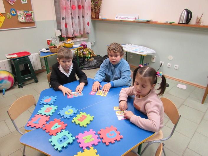 англійська алфавіт для дітей фото