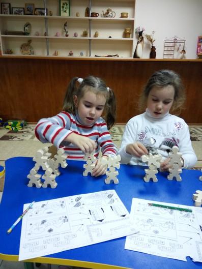 Розвиток просторового мислення дитячий центр розвитку фото