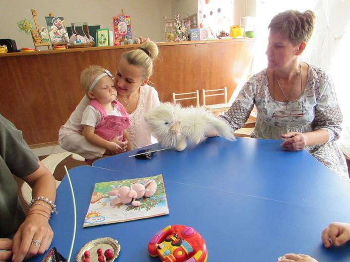 Розвивалка для малюків заняття фото
