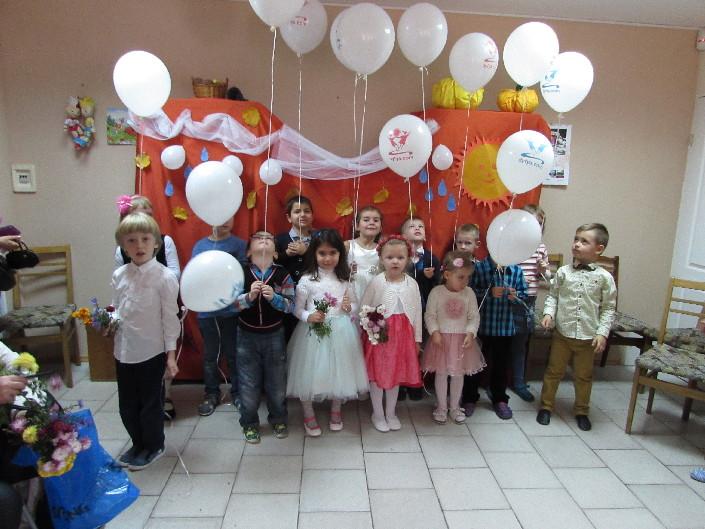 дитячий центр свято осені фото